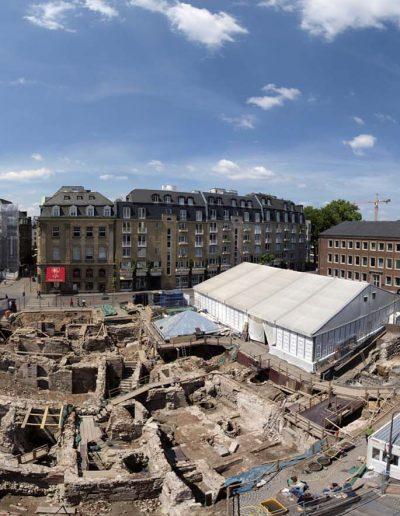 Archaologische Zone_Stadt Koln Archaologische zone_Christina Kohnen