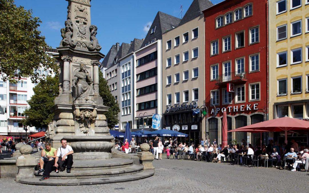 Öffentliche Stadtführungen in Köln