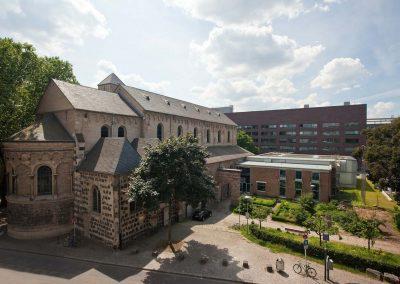 Museum Schnutgen, Mittelalterliche Kunst in einer der altesten Kirchen Kolns_RBA