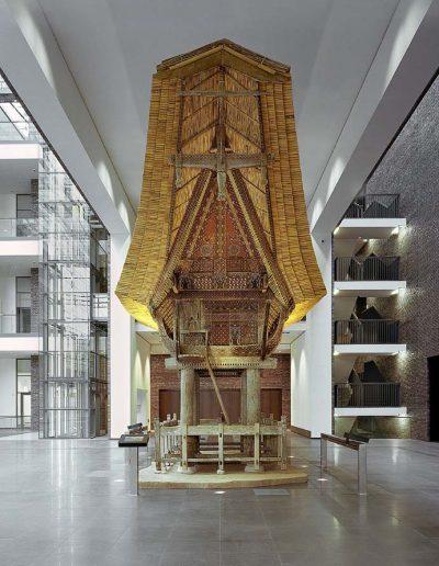 Rautenstrauch-Joest-Museum, Foyer beim Thementag Indien_Guido Schiefer